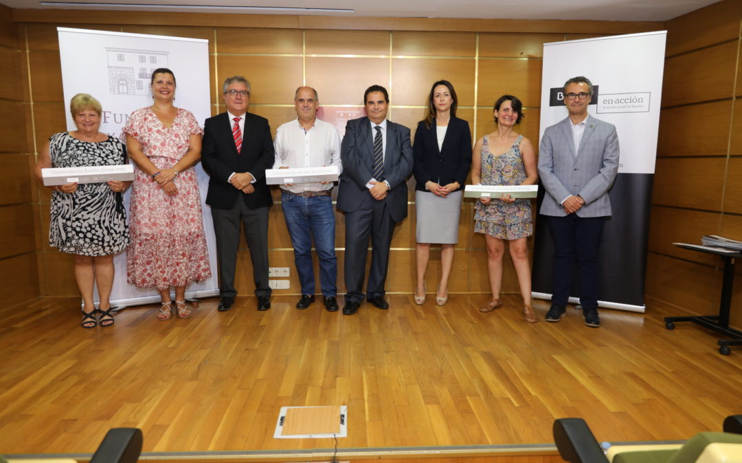 La Fundación La Salle Acoge reconocida por la Fundació Caixa Castelló y Bankia En Acción