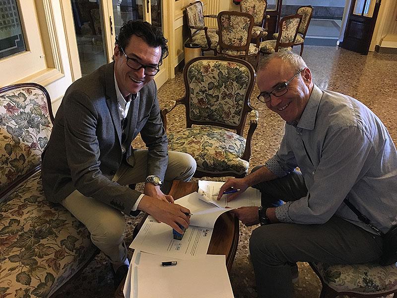 La Fundación La Salle Acoge y el CEI La Gacela renuevan el convenio de colaboración entre ambas entidades