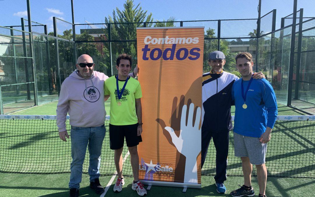 III Torneo de Pádel en Palma a beneficio de la Fundación La Salle Acoge