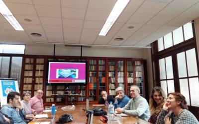 La Fundación La Salle Acoge, Cruz Roja y Movimiento por la Paz coordinan una jornada de formación en extranjería