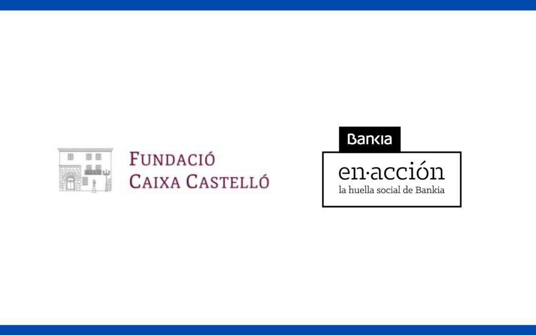 Fundació Caixa Castelló y Bankia en Acción vuelven a apoyar al Hogar de Emancipación Nou Horitzó de Benicarló