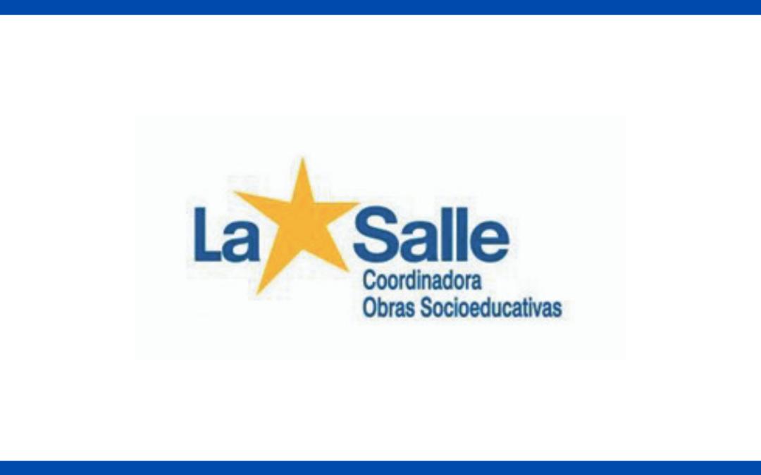 La Fundación La Salle Acoge participó en la Asamblea Ordinaria de la Coordinadora de Obras Socioeducativas La Salle