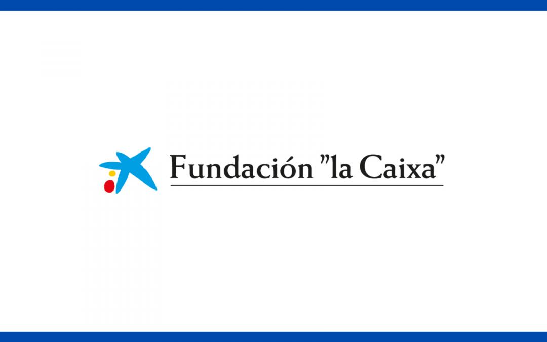 La Fundación Bancaria «La Caixa» nos ha concedido una ayuda para los Hogares de Emancipación Nou Horitzó Alcoi I y II