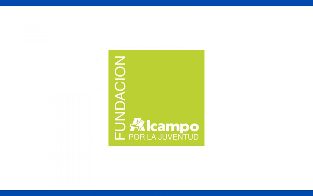 La Fundación La Salle Acoge presenta formalmente el proyecto «Saber comer, saber vivir» al Comité Evaluador de la Fundación Alcampo para su aprobación definitiva.