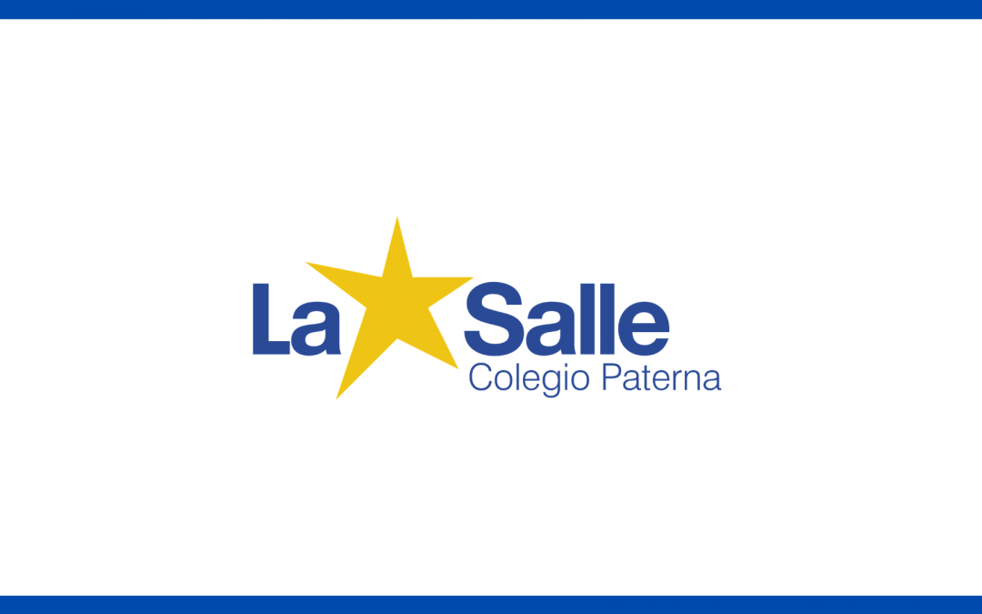 Rubén Aldás, artista solidario, deportista y alumno de La Salle Paterna, realiza una donación a la Fundación La Salle Acoge